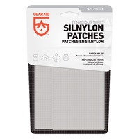 Tenacious Tape Clear Silnylon Patches for Lightweight Fabrics