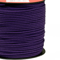 1.6mm (1/16th) Cordage Purple 100ft Spool