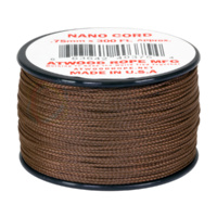 Nano Cord 0.75mm Brown 300ft
