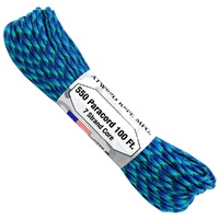Paracord Neptune 550 7 strand (100ft) Military Spec MADE IN USA