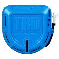 TRD Tactical Rope Dispenser Blue Military Spec MADE IN USA