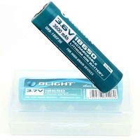 3600mAh Olight Rechargeable Lithium 18650 Protected 3.7v Battery