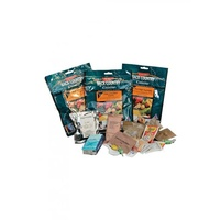 BackCountry 24hr Freeze Dried Food Ration Pack OUTBACK