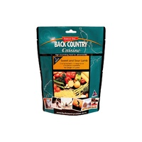 2 Person Sweet & Sour Lamb Freeze Dried Meal