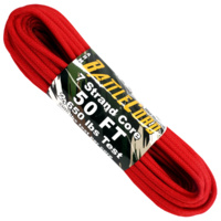 5.6mm 7 Strand Heavy Duty Battle Cord Paracord RED