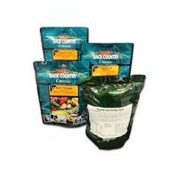BackCountry 24hr Freeze Dried Ration Pack ADVENTURE