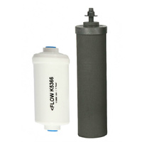 Single Black Berkey & PF2 Fluoride Replacement Pack
