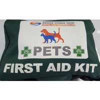 Deluxe Working Dog, Pig Hunting Dog & Animal First Aid Kit