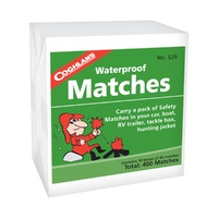Water Proof Matches (10 Box pack)
