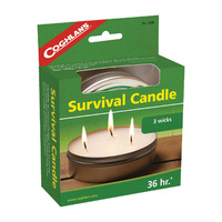 Survival Candle 36Hr Long Runtime