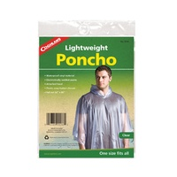 Deluxe Large Clear Poncho