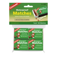 Water Proof Matches (4 Box pack)