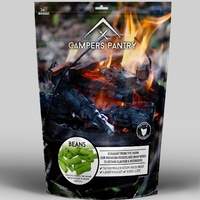 Campers Pantry Freeze Dried Beans LARGE BULK 16 Serves