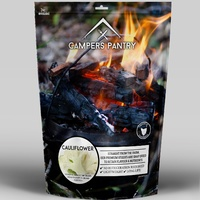 Campers Pantry Freeze Dried Cauliflower