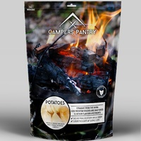 Campers Pantry Freeze Dried Potatoes Sliced Large Pack