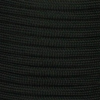 Tactical Black Paracord 550 7 strand (100ft) Military Spec