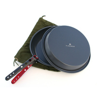 "Firebox Large 10"" Ultra Cook Kit"