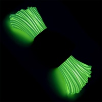 Paracord UBER Glow in the Dark 7 strand (25ft) Paracord