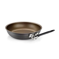 "GSI Pinnacle 10"" Frypan with folding handle"