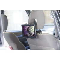 Universal Tablet Headrest Mount Apple iPad fits most tablets & car headrests