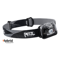 Petzl Tikka 300 Lumen Headlamp Black