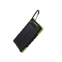 Solar Generator Power Pack Shock & Weather Resistant