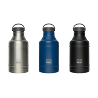 360 Degrees SS Vacuum Insulated 1.8 Litre Growler