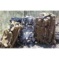 Tactical Military Style Backpack 25 Litre
