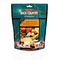 BackCountry Sweet & Sour Lamb Freeze Dried Meal