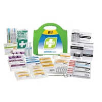 Vehicle First Aid Kit Soft or Hard Case