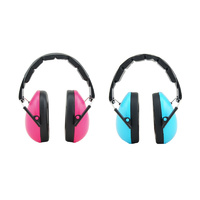 Kids Safety Earmuffs - Workplace Compliant Hearing Protection