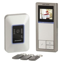 2.5 LCD Video Door phone with RFID access