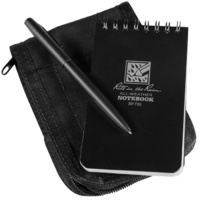 "Rite in the Rain All Weather Notebook Kit 3x5"" Tactical Black"