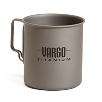 Vargo Titanium 450 Travel Mug