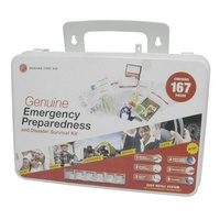 Merrits Emergency Preparedness First Aid Kit - 167 Pieces