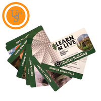 Shelter Building Live & Learn Cards