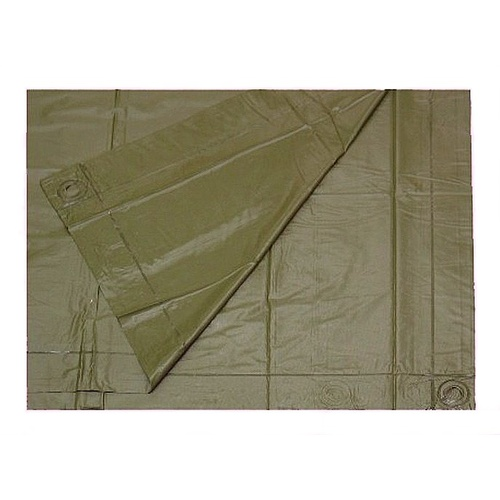 Army Personal Ground Sheet OD Green