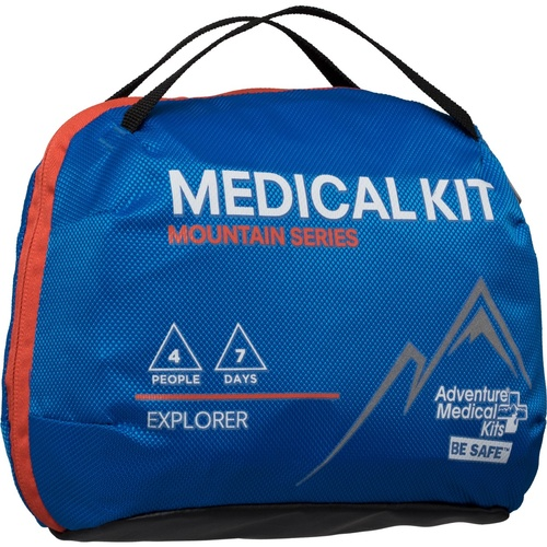 Mountain Guide Medical First Aid Kit