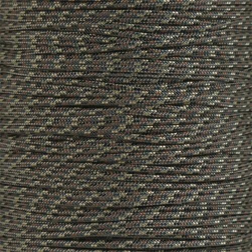325 Paracord Forest Camo (100ft) MADE IN USA