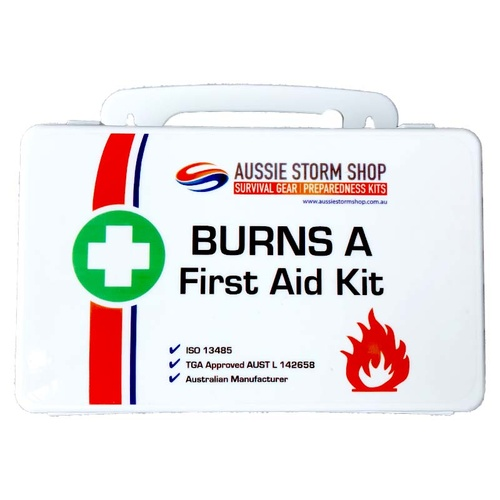 Aussie Storm Shop Burns First Aid Kit