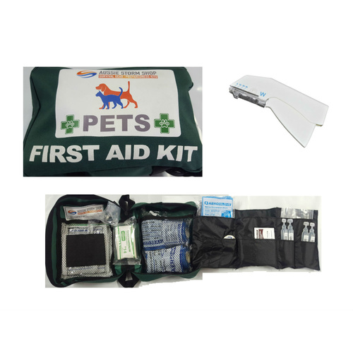 Working Dog, Pig Hunting Dog & Animal First Aid Kit