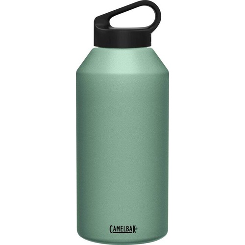 Camelbak Carry Cap 2 Litre Bottle Insulated Stainless Steel (Moss)