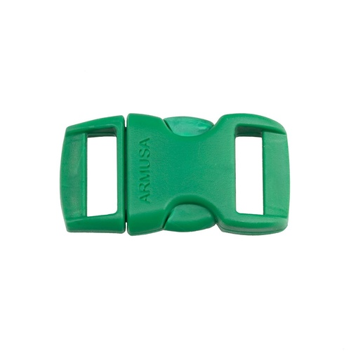 Paracord Side Release Buckle GREEN