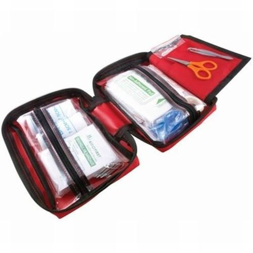 47 Piece Emergency Portable First Aid Kit